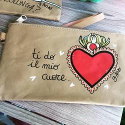 Astucci in carta craft